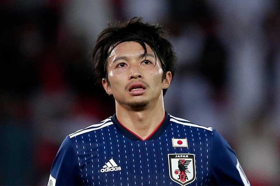 日本代表MF柴崎岳【写真:AP】