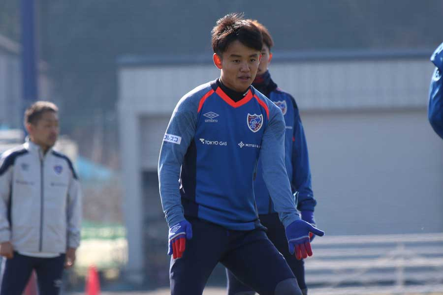 MF久保建英【写真:Football ZONE web】