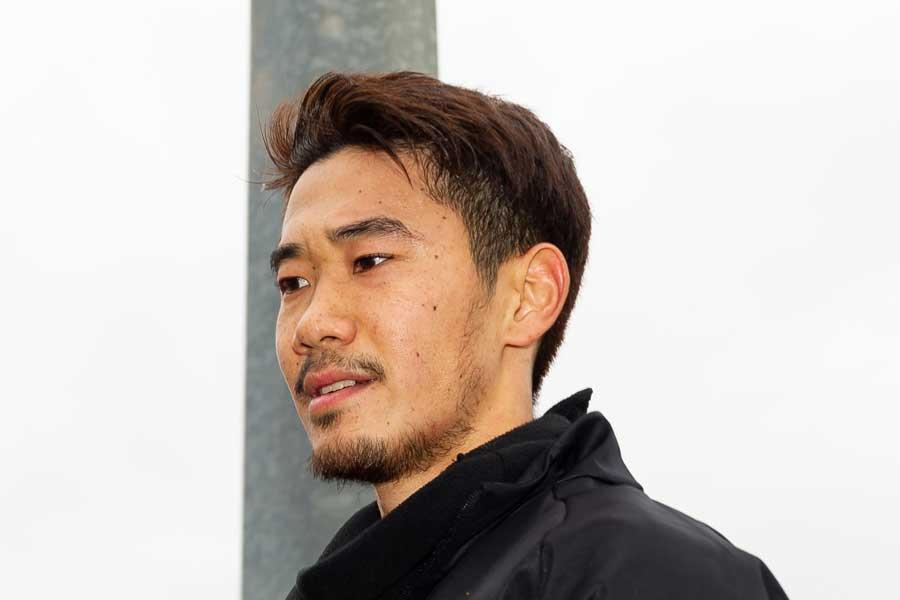 トルコ1部ベジクタシュへの期限付き移籍が決まったMF香川【写真:Getty Images】