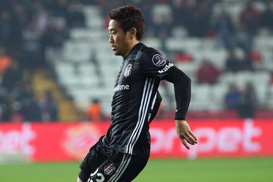 MF香川の活躍ぶりに韓国メディアも熱視線を送っている【写真:(C)BesiktasJK】