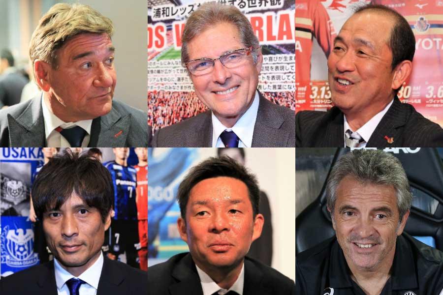 J1リーグ全18クラブの戦力分析企画第1回目のテーマは「監督」【写真:Noriko NAGANO&Football ZONE web】