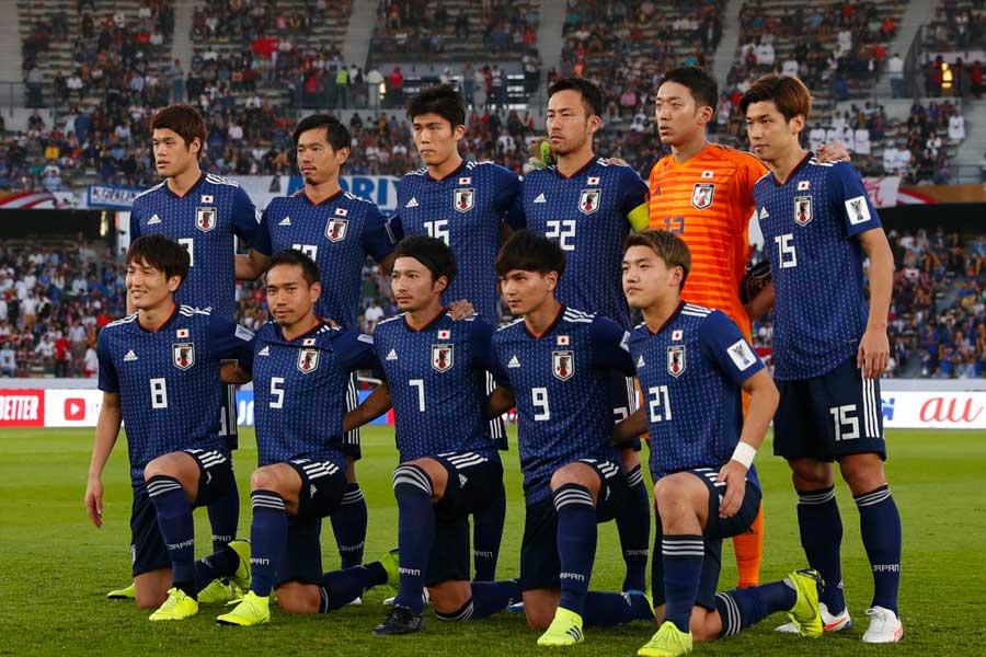 日本はアジアカップで準優勝に終わった【写真:田口有史】