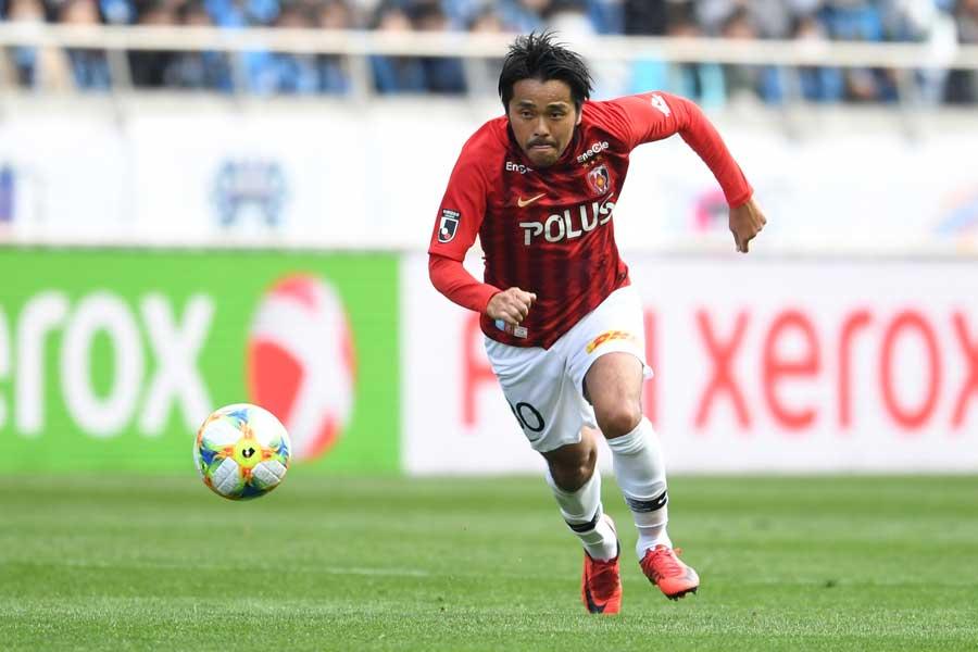 浦和レッズが今季リーグ戦初勝利を挙げた【写真:Getty Images】