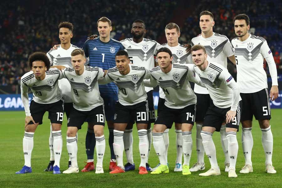 ドイツ代表が最新メンバー23人を発表した【写真:Getty Images】