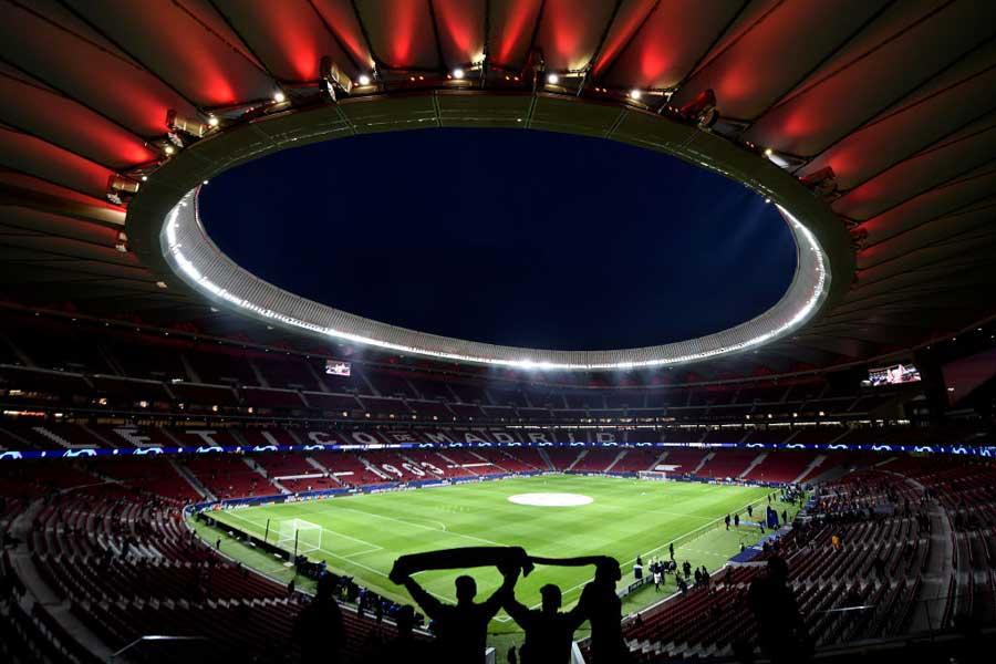 ワンダ・メトロポリターノに女子サッカー歴代最多の観衆が集結した【写真:Getty Images】