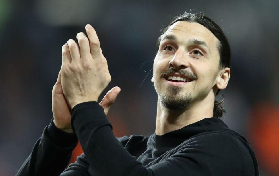 イブラヒモビッチはマンチェスター・ユナイテッドと契約解除し、米MLS(メジャーリーグサッカー)のLAギャラクシーに電撃加入【写真:Getty Images】