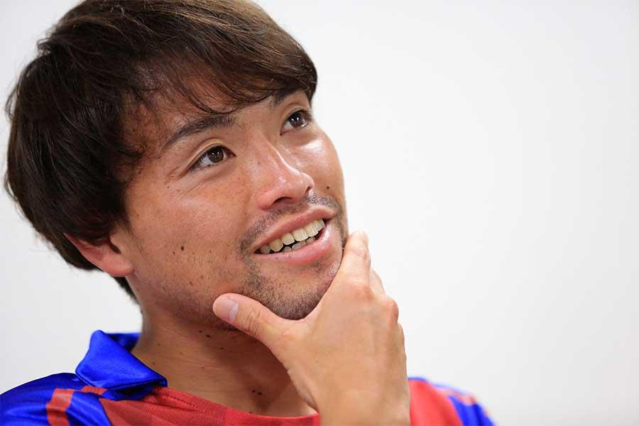 今季からはチームの主将を務めている東【写真:Noriko NAGANO】