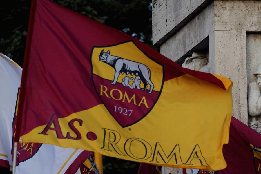 カタール資本がローマの買い取りを視野に入れていると報じている【写真:Getty Images】