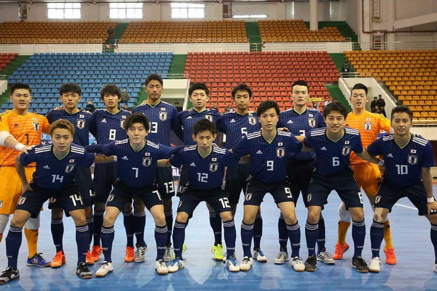 U-20アジア・フットサル選手権の組み合わせが決定【写真:河合拓/Futsal X】