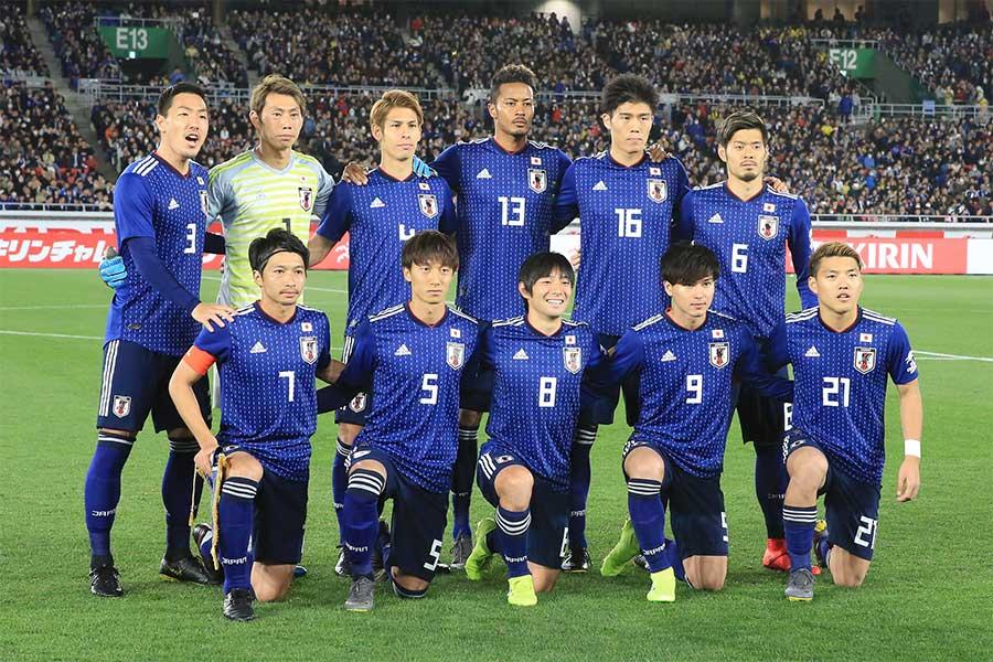 日本代表、6月5日の対戦相手がトリニダード・トバゴに決定【写真:Noriko NAGANO】