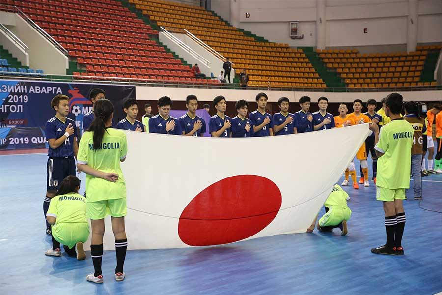 U-20フットサル日本代表メンバー14名を発表【写真:河合拓/Futsal X】