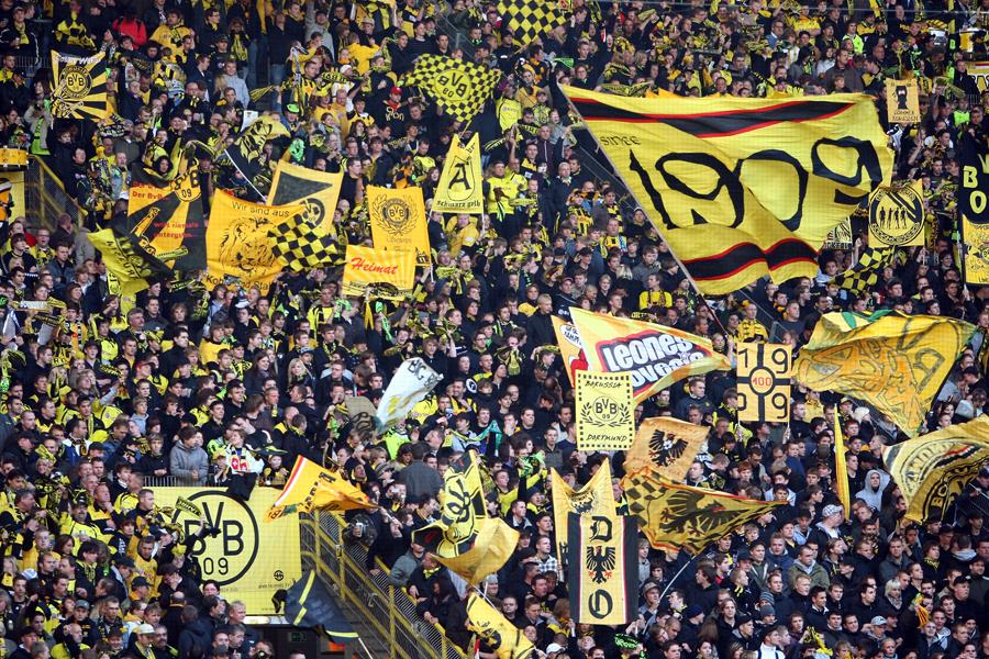 """""""バイエルン一強""""でも、ドイツ人ファンにとってブンデスリーガは「魅力的なリーグ」だという【写真:Getty Images】"""