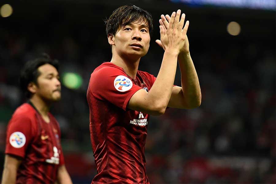 1ゴール1アシストの活躍を見せたMF長澤【写真:Getty Images】