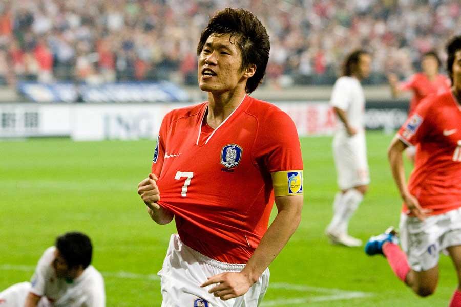 元韓国代表MFパク・チソン氏【写真:Getty Images】
