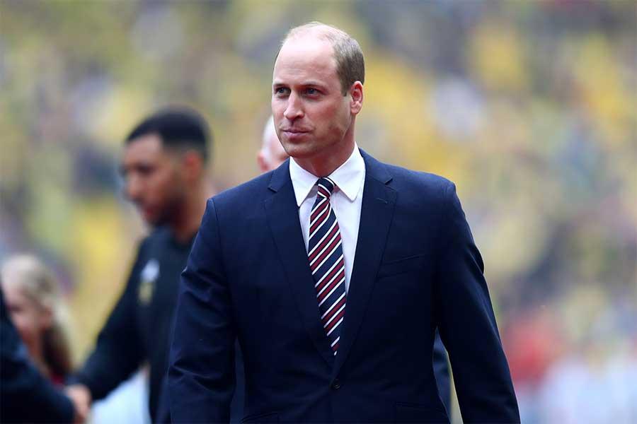 英国王室のウィリアム王子【写真:Getty Images】