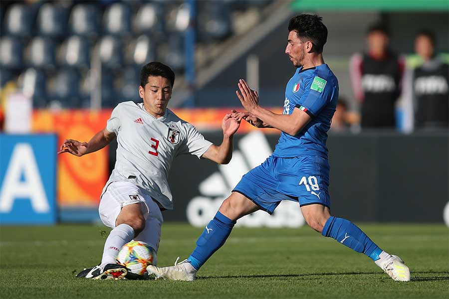 U-20日本代表、2大会連続のW杯16強進出!【写真:Getty Images】