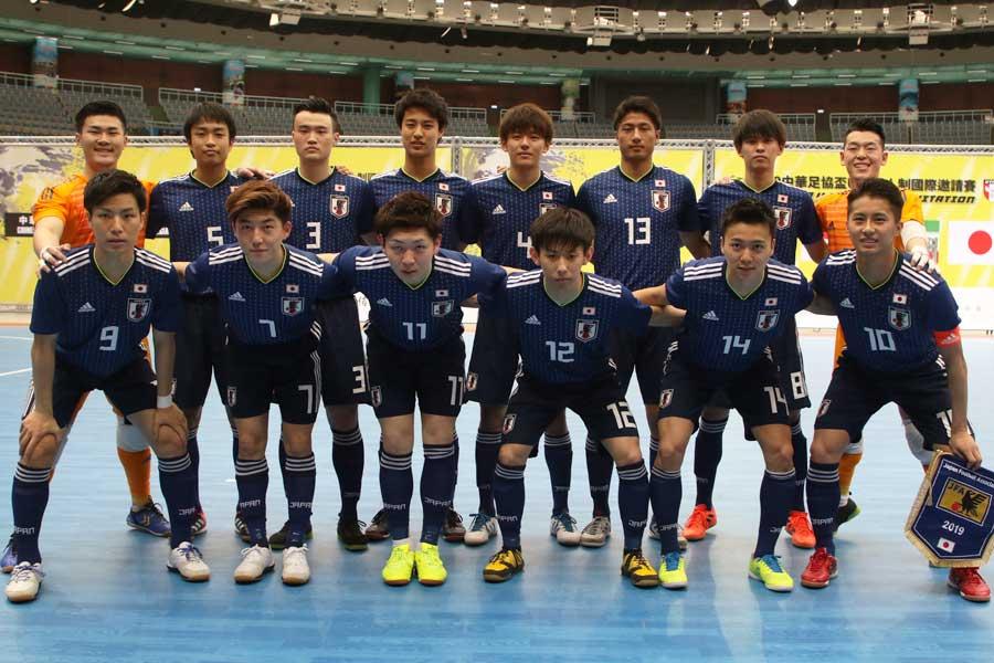 今月14日から開催されるAFC U-20フットサル選手権の日本代表招集メンバー14名が発表された【写真:河合拓/Futsal X】