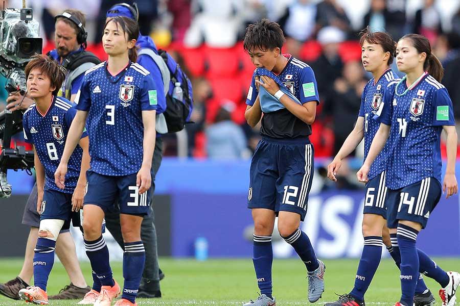 W杯初戦アルゼンチンと対戦、0-0の引き分けに終わったなでしこジャパン【写真:Getty Images】