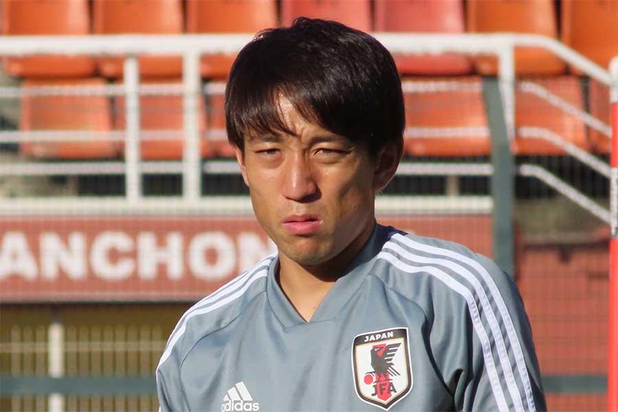 日本代表MF三好康児【写真:Football ZONE web】