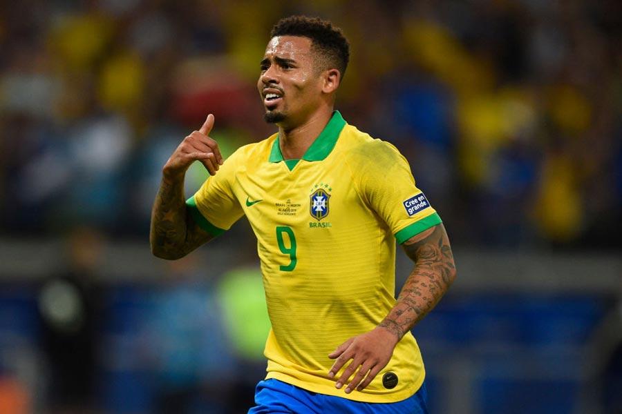 コパ・アメリカ準決勝のスーペルクラシコは1-0でブラジルがリード【写真:Getty Images】
