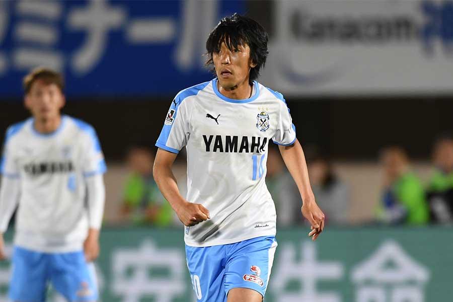 横浜FCへの移籍が発表されたMF中村俊輔【写真:Getty Images】