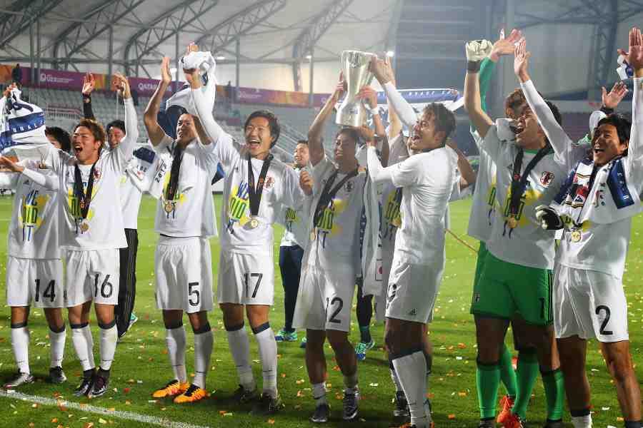 2020年のU-23アジア選手権はタイで無事に開催されるのだろうか(写真は2016年大会)【写真:Getty Images】