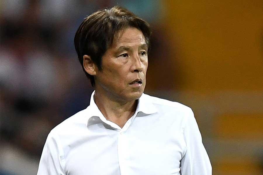 タイ代表公式フェイスブックが西野氏の監督就任を発表【写真:Getty Images】