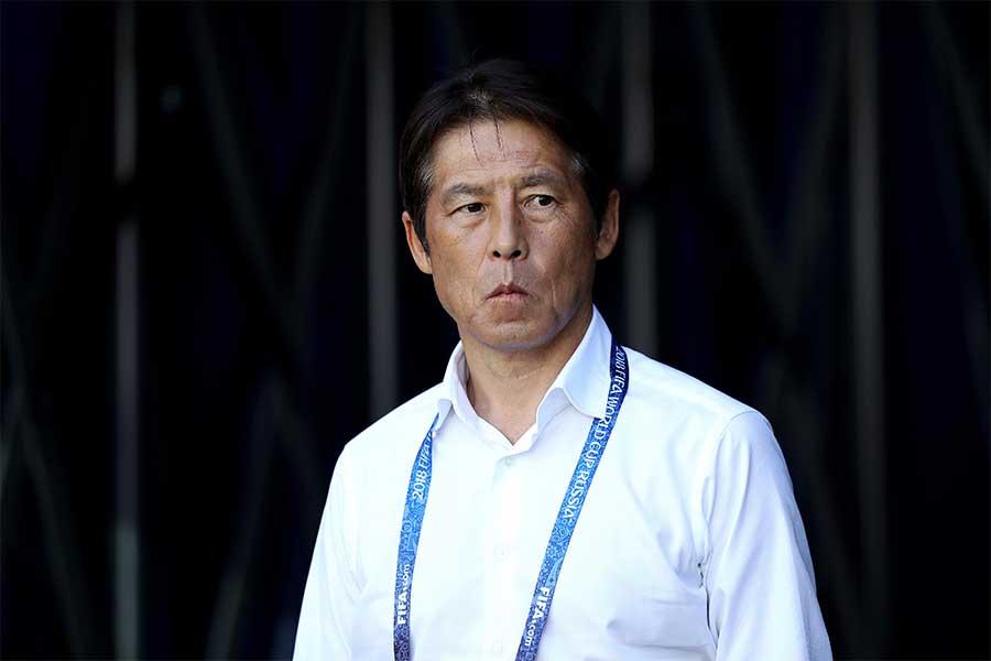 前日本代表監督の西野朗氏がタイ代表監督に就任【写真:Getty Images】