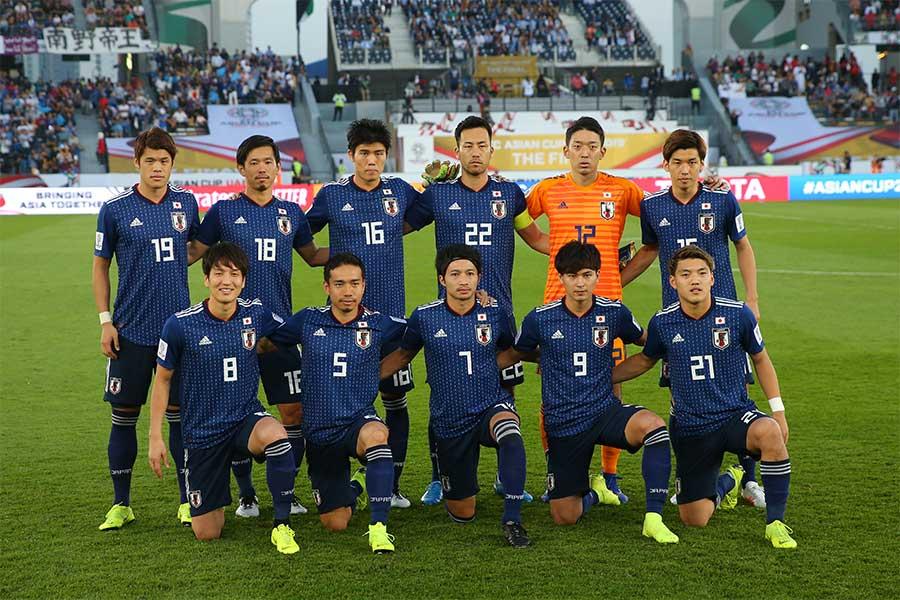 日本はF組でキルギス、タジキスタン、ミャンマー、モンゴルと対戦【写真:Getty Images】