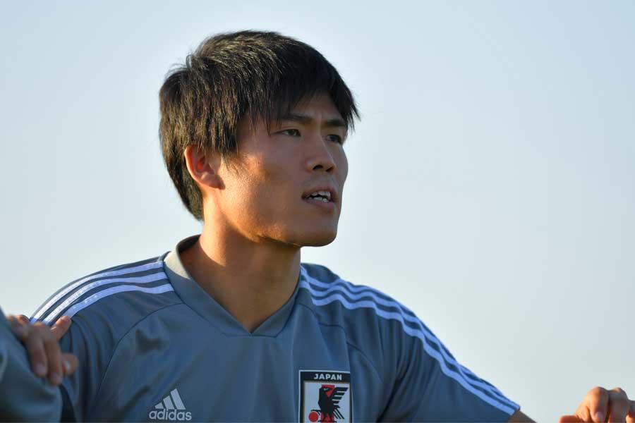 ボローニャに完全移籍した日本代表DF冨安健洋【写真:Getty Images】