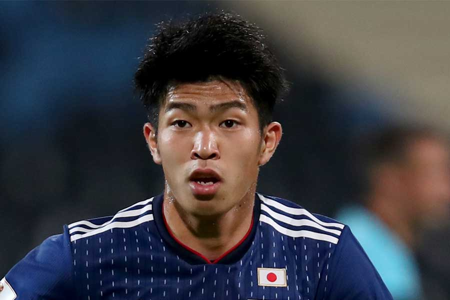 来年の東京五輪出場は「見据えている」と移籍した理由の一つにも挙げた【写真:Getty Images】