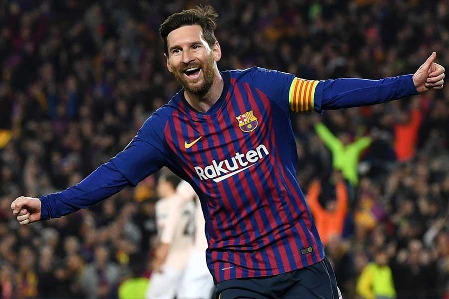 2018-19シーズンUEFA主催大会のベストゴールを選定【写真:Getty Images】