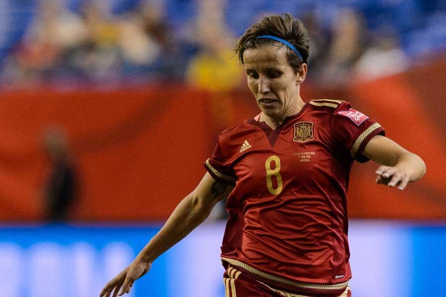 スペイン女子代表FWソニア・ベルムデス【写真:Getty Images】
