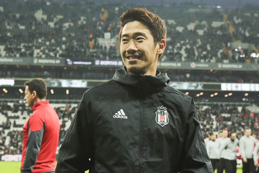 サラゴサへの移籍が決まったMF香川【写真:Getty Images】