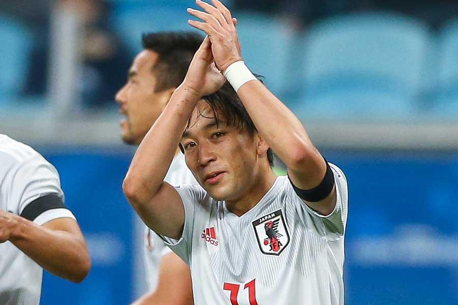 退団し欧州移籍を目指すことが発表された日本代表MF三好康児【写真:Getty Images】