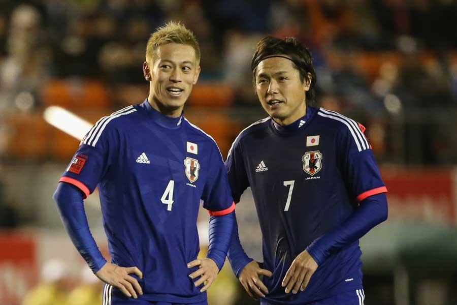 日本代表と並行した戦いでもパフォーマンスを維持【写真:Getty Images】