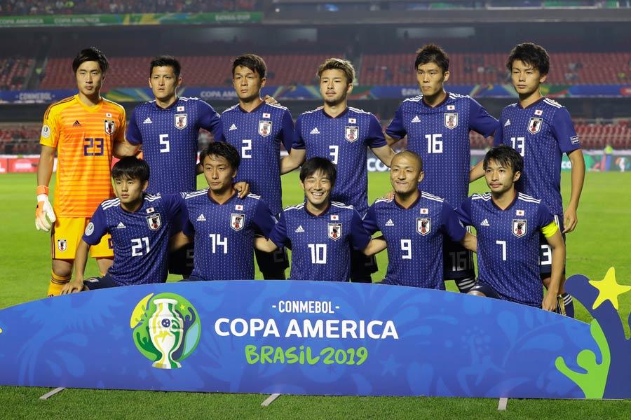 日本代表、W杯アジア予選のメンバー23人発表!【写真:AP】