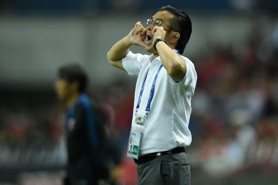 浦和レッズの大槻毅監督【写真:Getty Images】