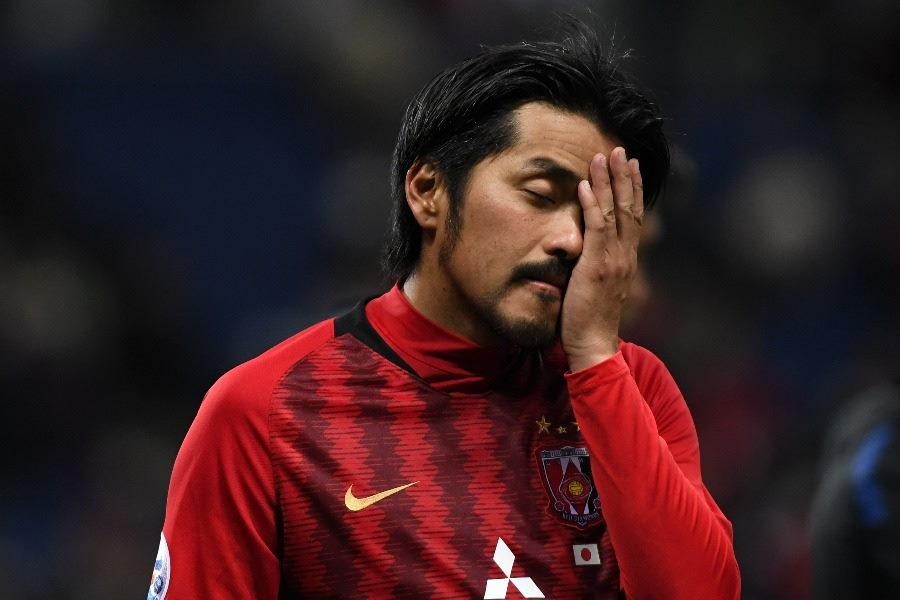 エース興梠が好調も、浦和レッズは勝利が遠い【写真:Getty Images】