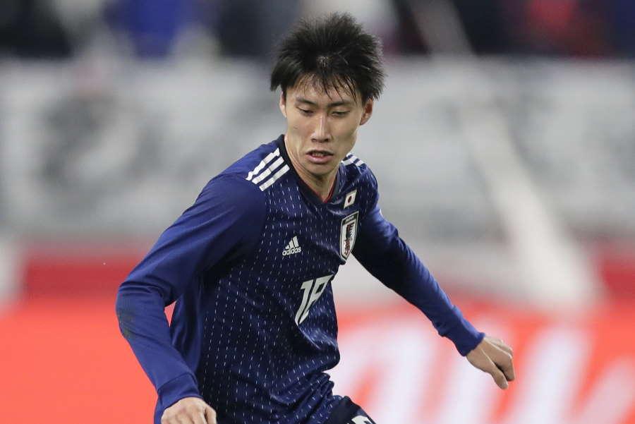 鎌田に日本代表への焦りはない【写真:Getty Images】
