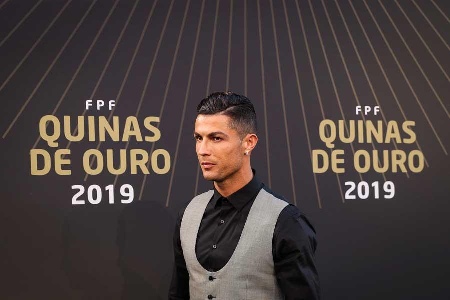 昨夏ユベントスに加入したポルトガル代表FWクリスティアーノ・ロナウド【写真:Getty Images】