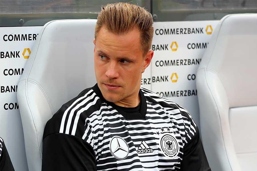 GKテア・シュテーゲン、EURO予選で起用されず…【写真:Getty Images】
