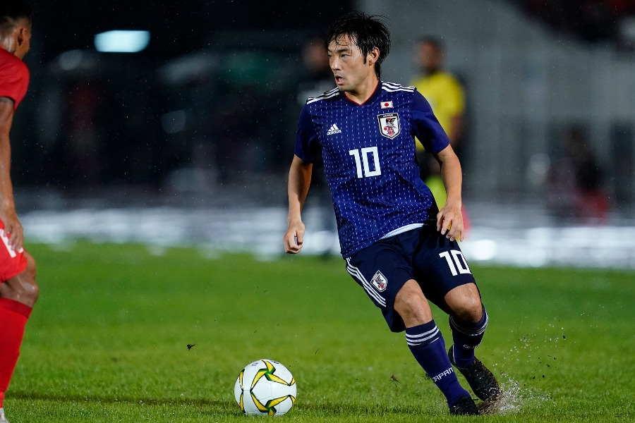 日本のサッカーに今何が起こっているのか【写真:Yukihito Taguchi】