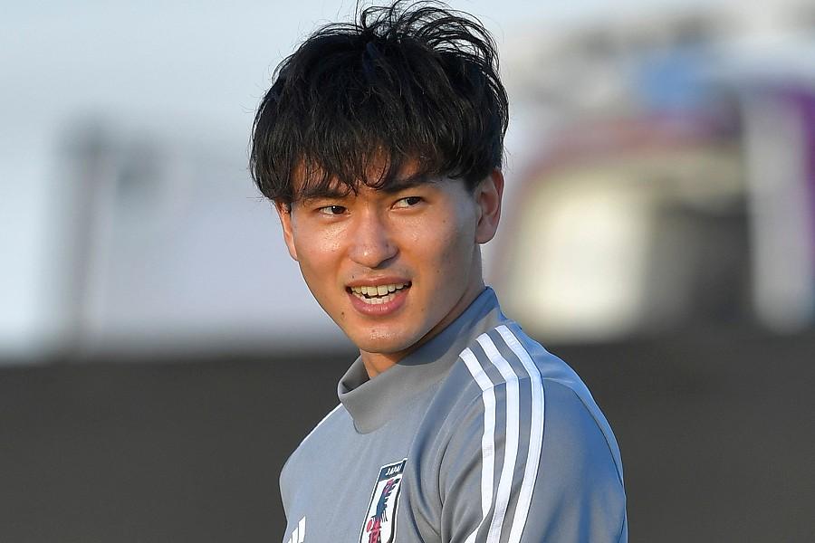 韓国メディアから「アイドル級」と伝えられたザルツブルクの日本代表MF南野【写真:Getty Images】