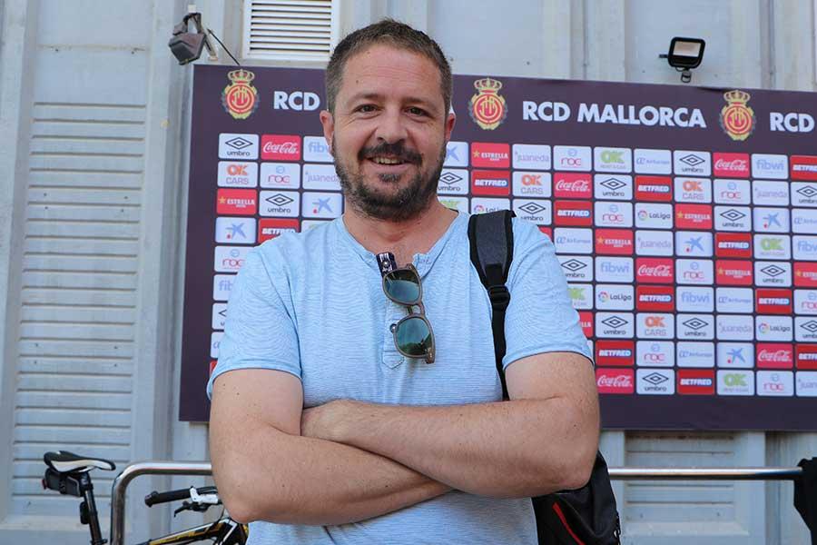 「マジョルカで一番レベルが高い選手なのは間違いない」とカルロス・ロマン記者が断言【写真:Football ZONE web】
