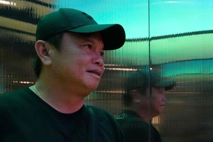 前タイ代表監督シリサック・ヨーヤータイ氏【写真:Noriko NAGANO】