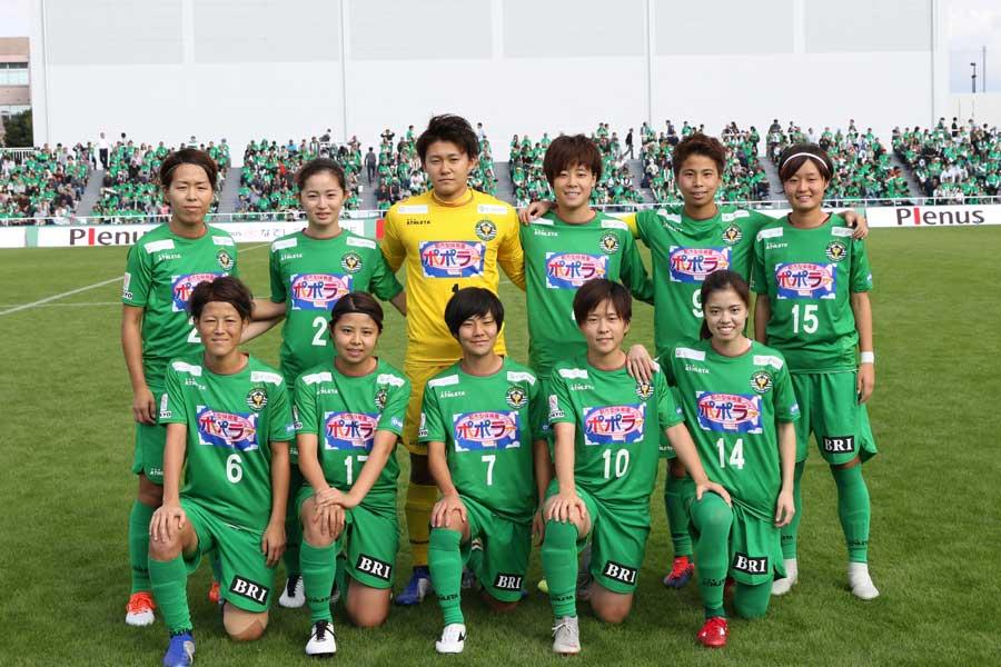 なでしこリーグ(日本女子サッカーリーグ)1部日テレ・ベレーザ【写真:Football ZONE web】