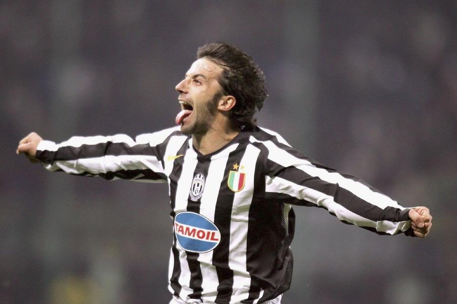 ユベントスで活躍した元イタリア代表FWアレッサンドロ・デル・ピエロ【写真:Getty Images】