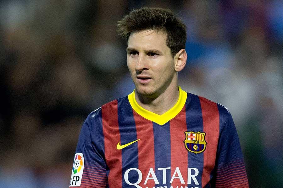 バルセロナからの移籍を考えていたことをメッシ本人が明かした【写真:Getty Images】