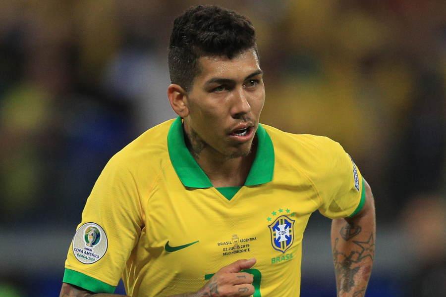 ブラジル代表FWロベルト・フィルミーノ【写真:Getty Images】